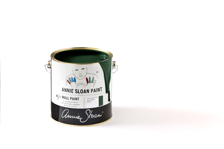 Annie Sloan Amsterdam Green falfesték