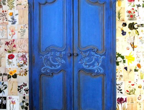 Ütős szín a hálóba! | Painter's in Residence by Ildiko Horvath