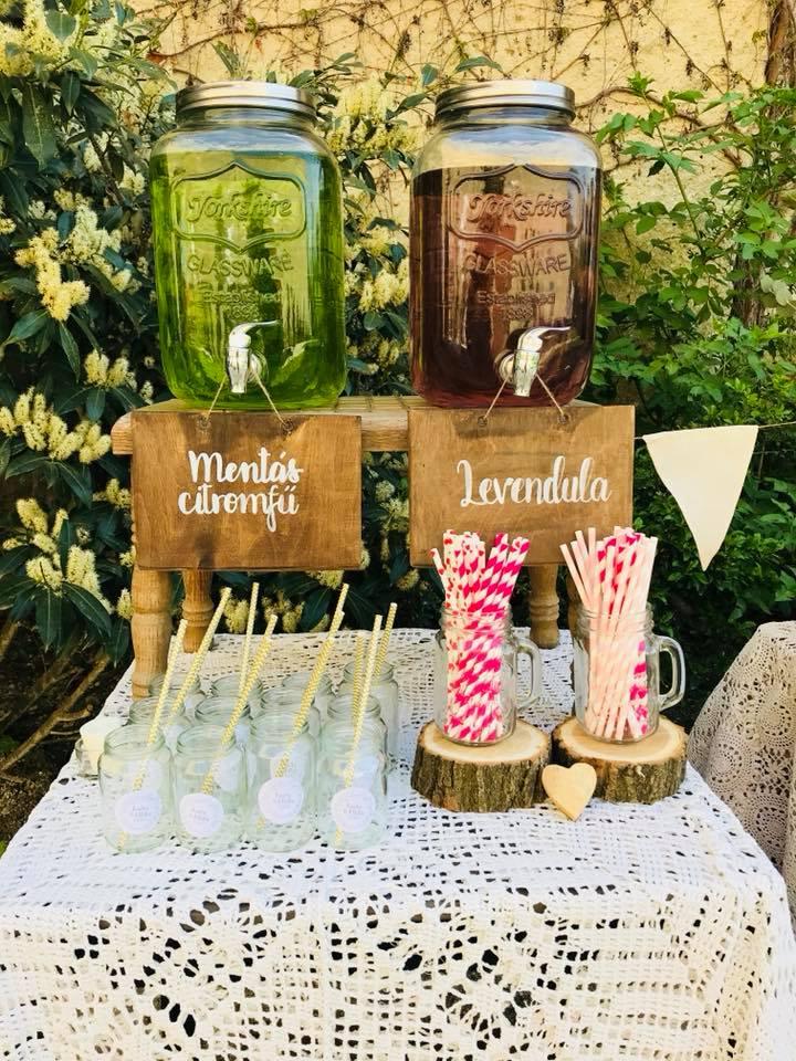 DIY esküvői ötletek