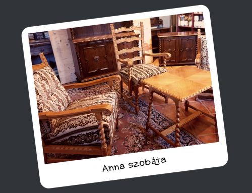 Anna szobája I. rész